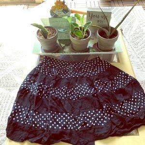 Cute Polka Dot Skirt